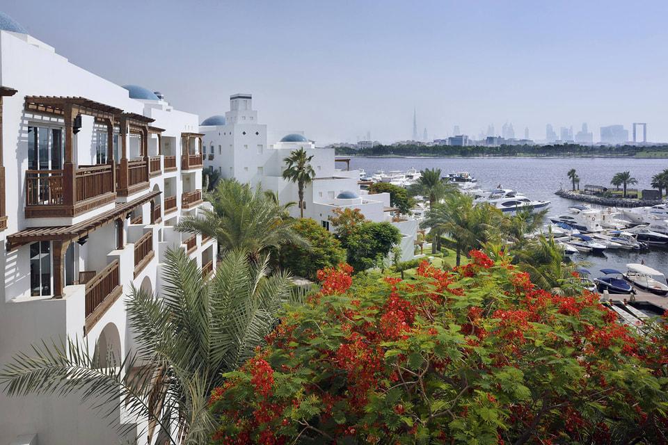 Сады и террасы Park Hyatt, Dubai