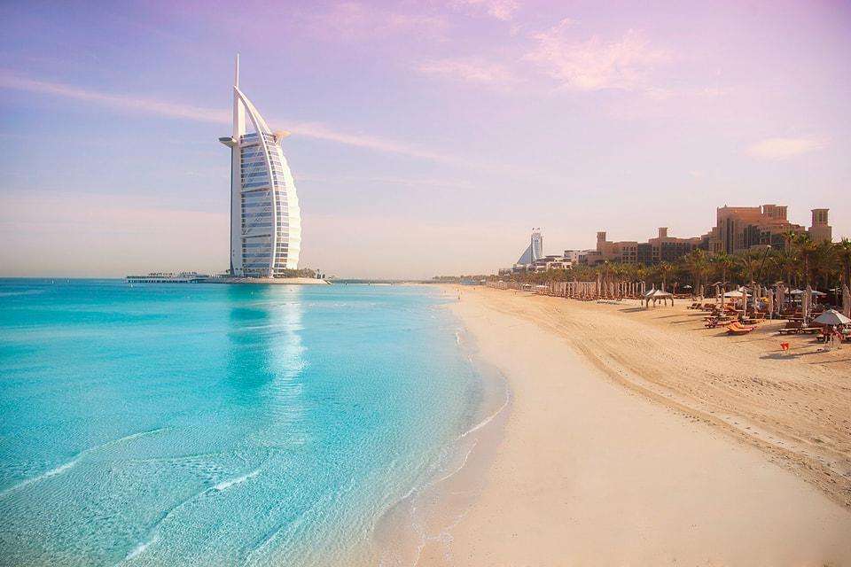 Отель-парус Burj Al Arab