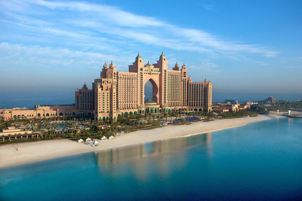 Отель Atlantis, The Palm