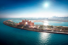 Отель Atlantis, The Palm