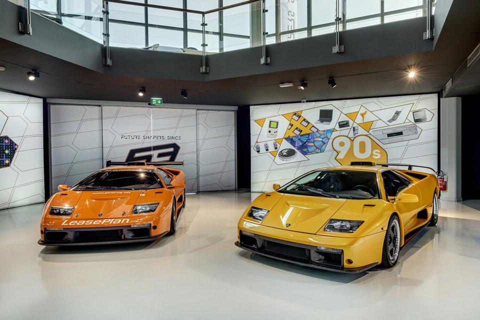 Для желающих покататься на автомобилях предусмотрен виртуальный тест-драйв
