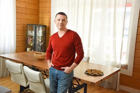 Вартан Аветов, генеральный директор компании «А2 Молоко»