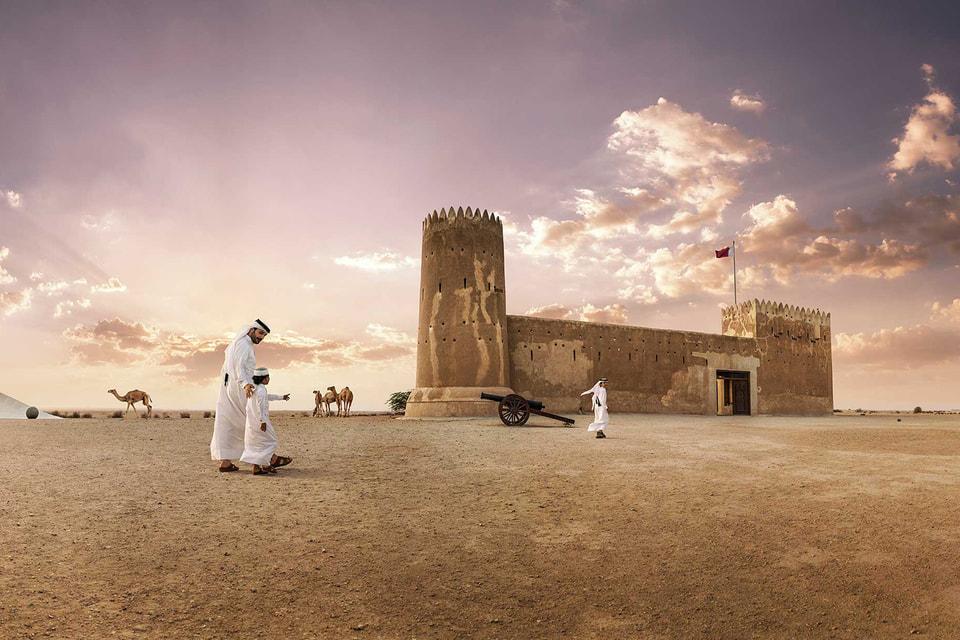 Форт Аль-Зубара