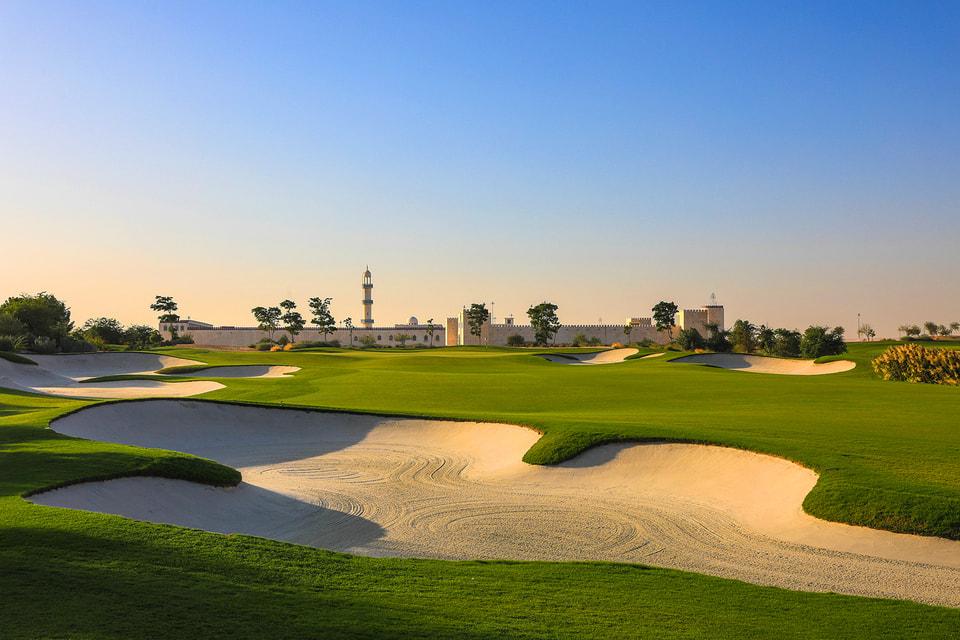 Гольф-клуб Education City в Дохе