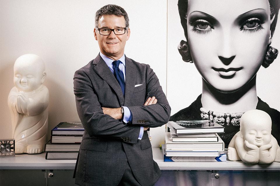 Пьер Райнеро отвечает за стиль и наследие Cartier