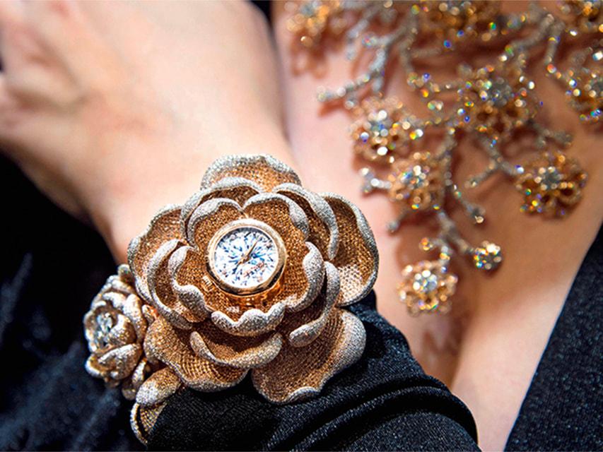 Аарон Шум, президент ювелирно-часовой компании Coronet by Aaron Shum Jewelry