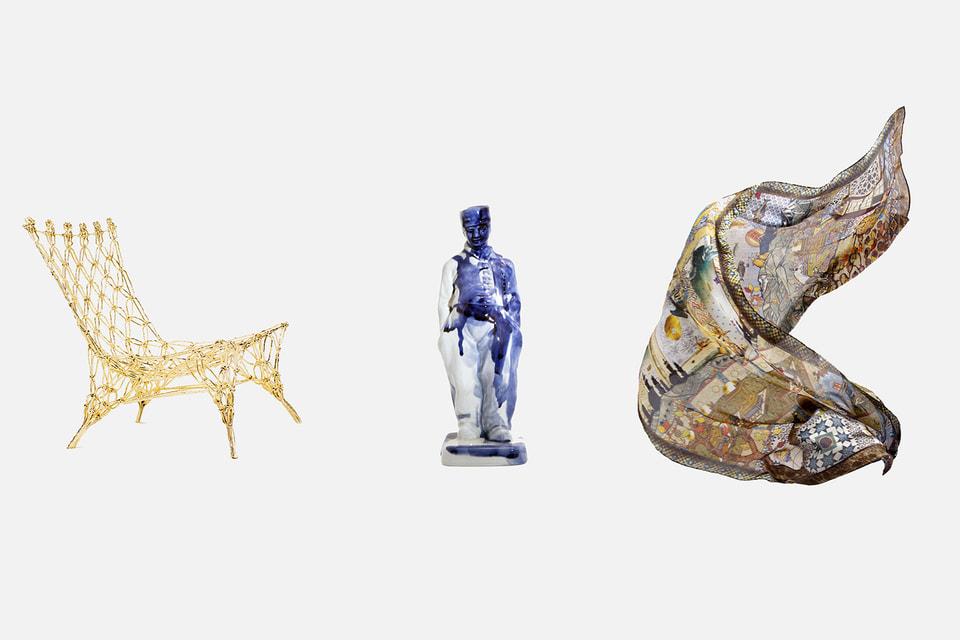 Ключевые предметы, созданные Марселем Вандерсом – теперь в онлайн-бутике www.boutique.marcelwanders.com