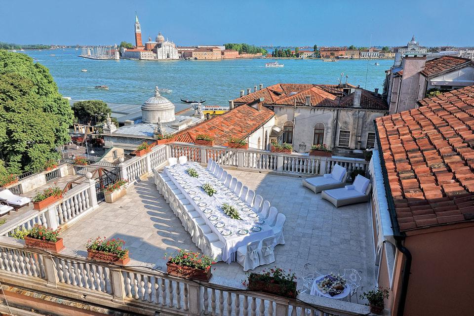 Идея на лето: пожить в венецианском отеле и научиться старинным ремеслам