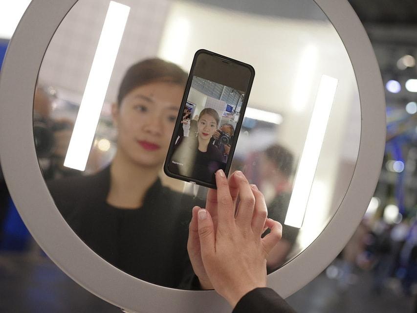 Компания L'Oréal  осваивает высокие технологии в области красоты