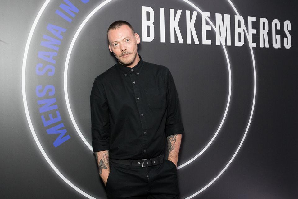 Креативный директор  Bikkembergs Ли Вуд на вечеринке в The kisa bar в Москве по случаю открытия новых магазинов