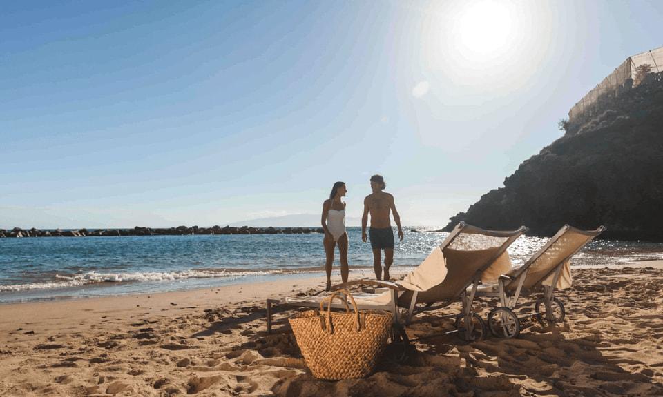 «Голубой флаг» развевается на девяти прибрежных зонах острова Тенерифе