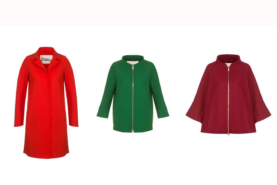 Коллекция одежды с экологическим сертификатом PEF (Product Environmental Footprint)