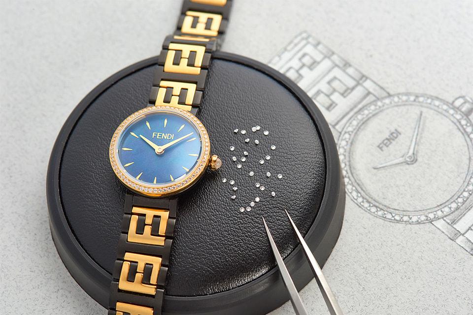 Часы Forever Fendi