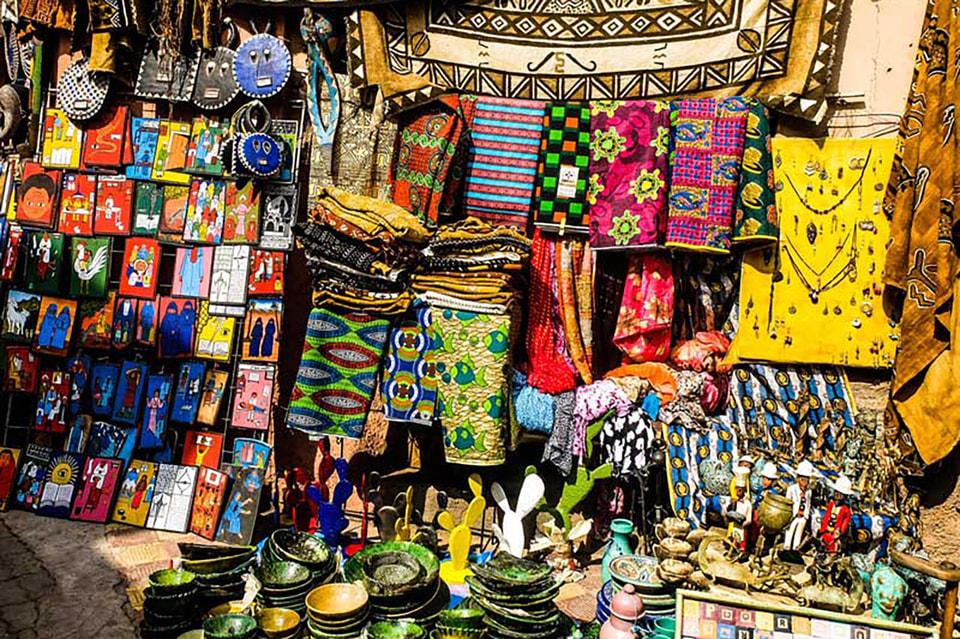 Одежда в марокканском стиле  как никогда актуальна этим летом