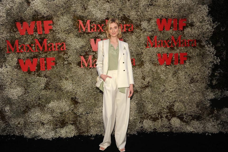 Актриса Элизабет Дебики – обладательница премии 2019 Women In Film Max Mara Face of the Future Award