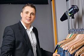 Оскар Хартманн, первый гендиректор интернет-проекта KupiVIP.ru