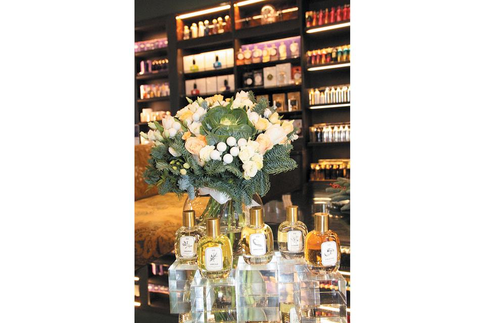 В коллекции La Collection Vanille пять ароматов