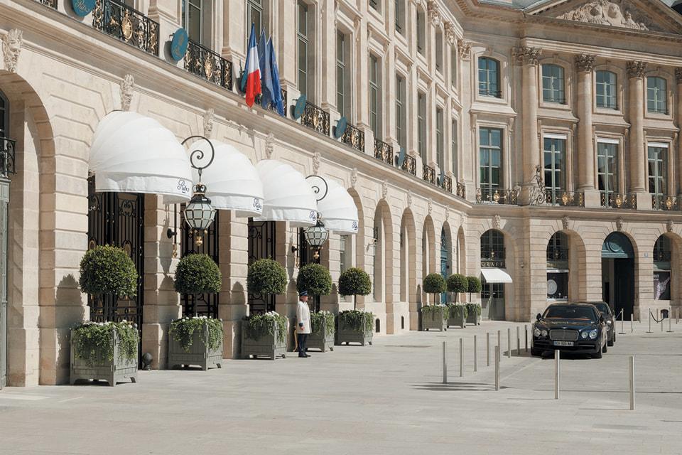 Отель Ritz Paris принял первых постояльцев в 1898 году