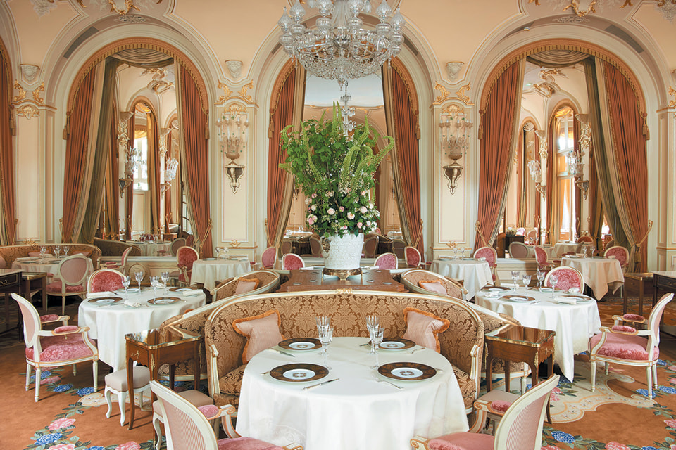 Ресторан L'Espadon