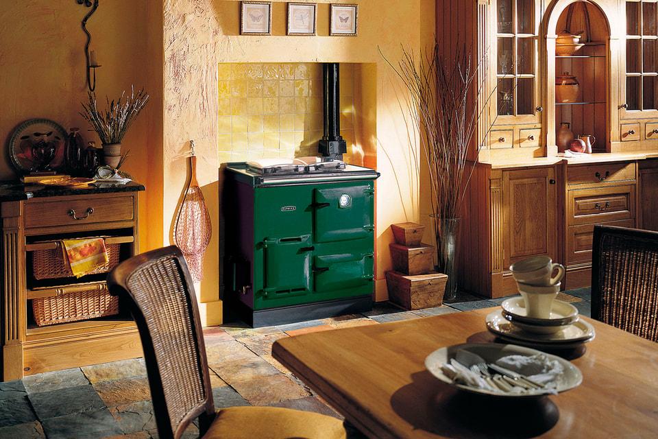 Дровяная печь Rayburn Cookmaster 200 Series BRG2