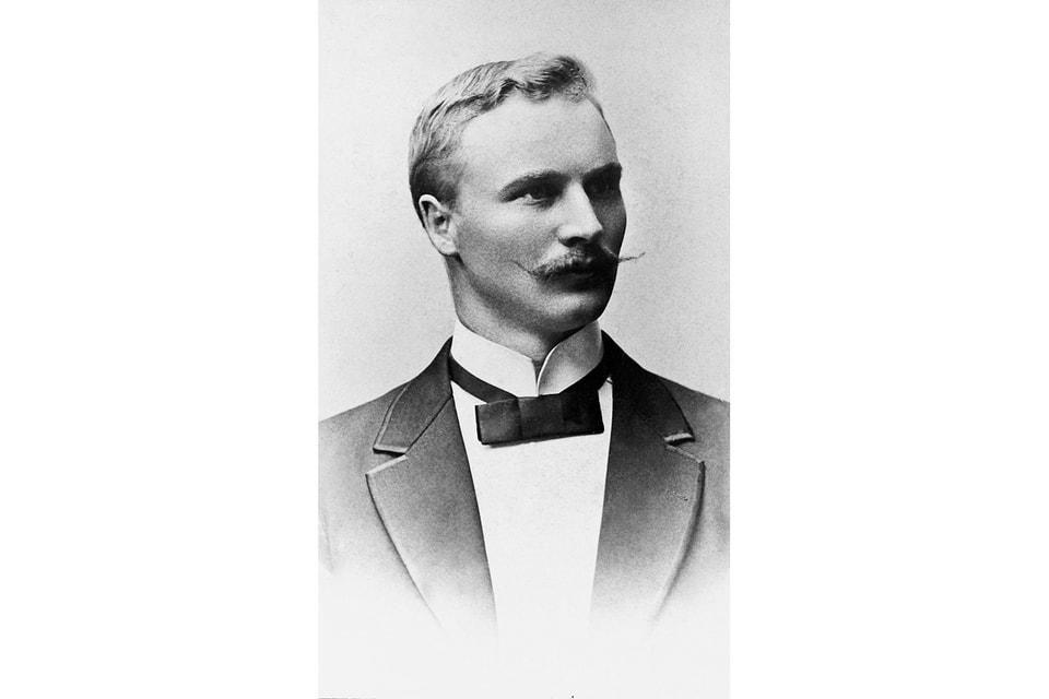 Основатель компании AGA Нильс Густаф Дален