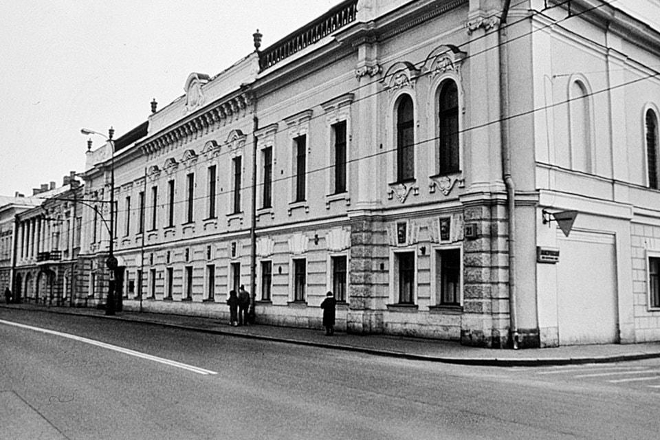 Дом Ивана Морозова на Пречистенке