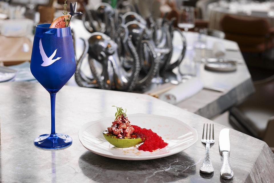 Тартары и коктейли на фестивале Moscow Restaurant Week