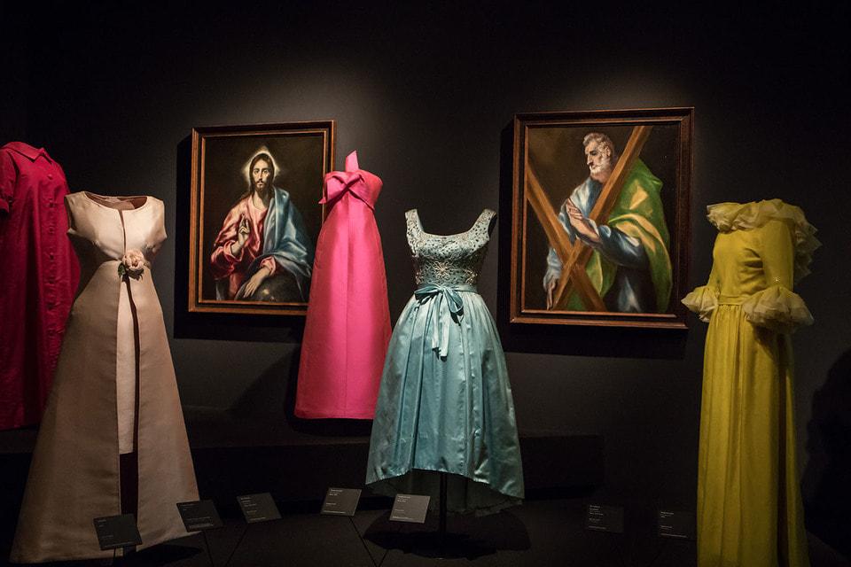 Испанская живопись и платья Кристобаля Баленсиаги – в музее Мадрида