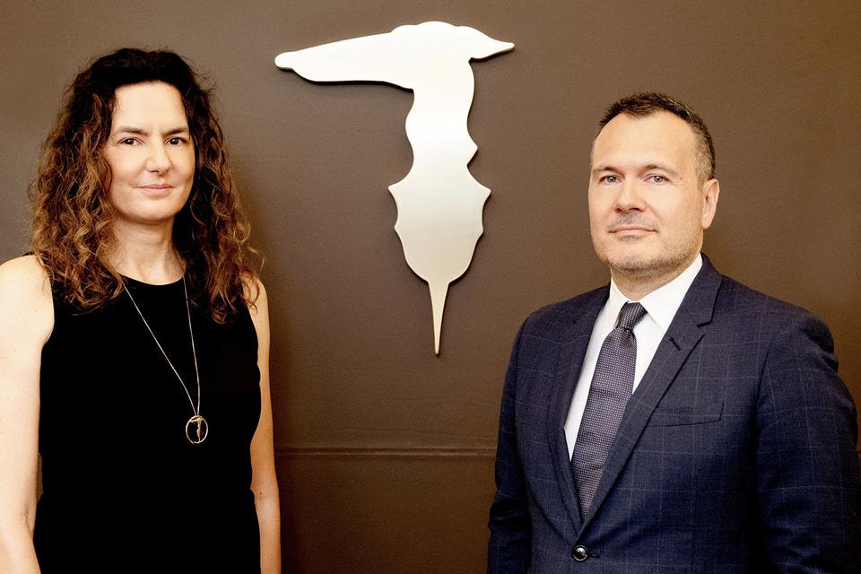 Новое руководство Trussardi: Маэлла Манделли и Джузеппе Пинто