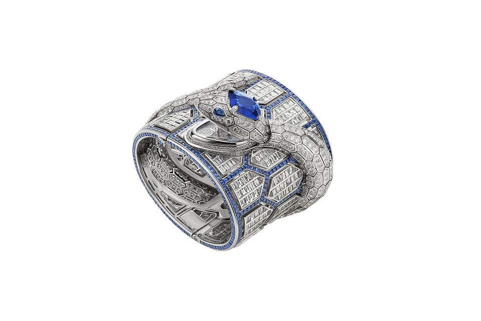 Часы Bvlgari Serpenti Misteriosi Romani оказались самыми дорогими в истории Дома: из стоимость составляет 1 757 000 евро