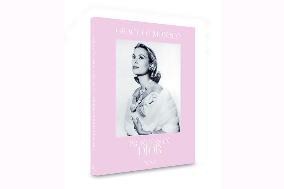 Книга, посвященная Грейс Келли и ее дружбе с Домом Dior