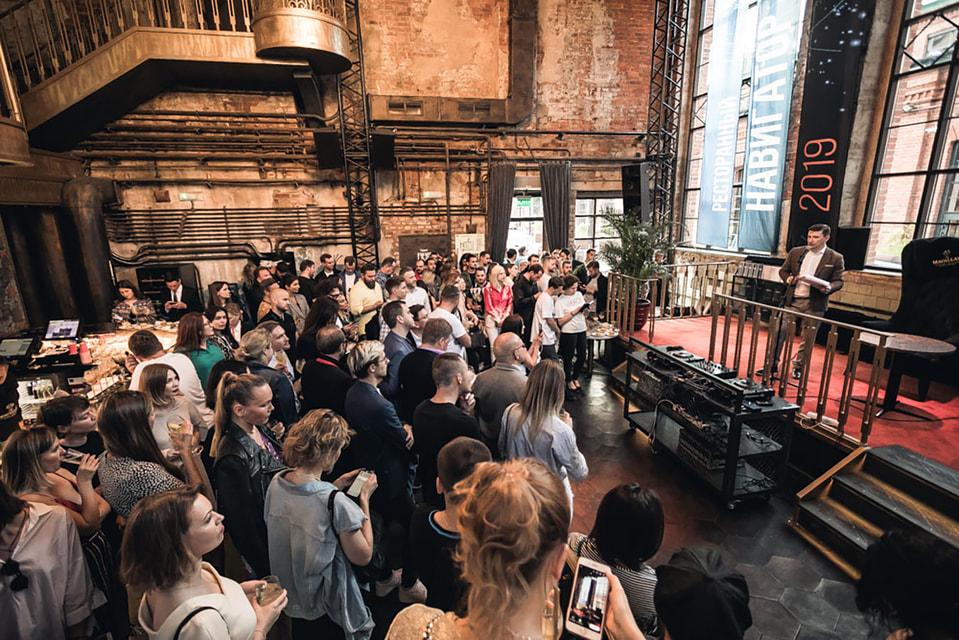 Презентация издания состоялась в баре «Котельная» в «Депо. Москва»
