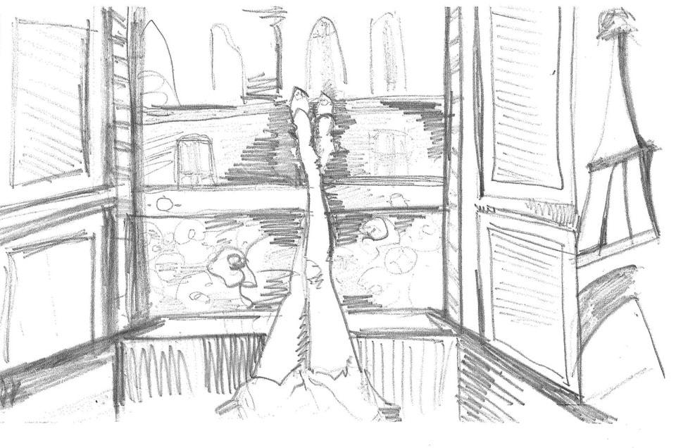 «Стоило только открыть окна в номере отеля на Орлеанской набережной, как город стал источать ароматы»