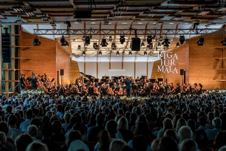 Юрмала стала столицей нового музыкального фестиваля