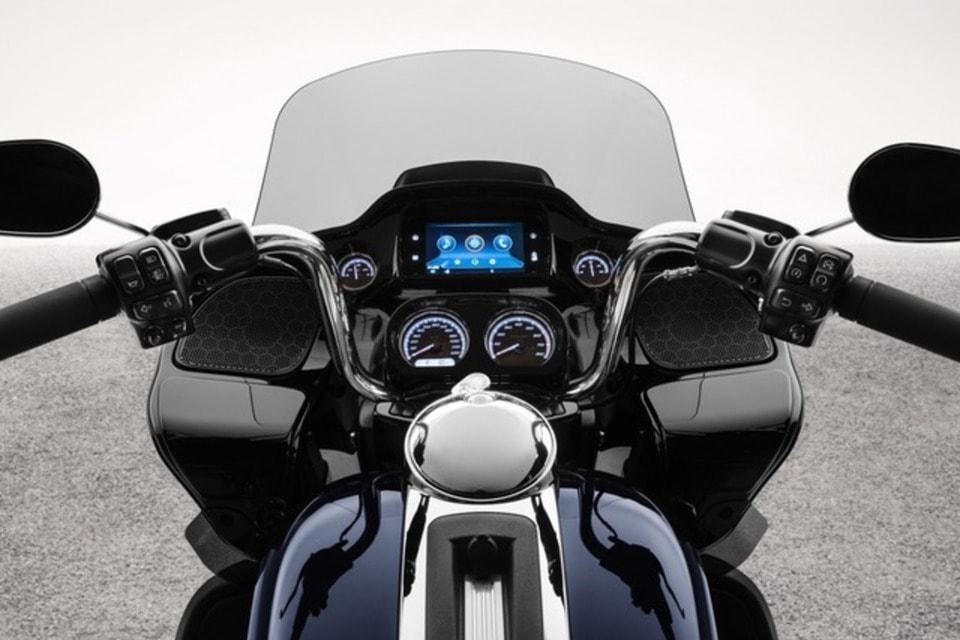 Harley-Davidson представила новые технологии и мотоциклы