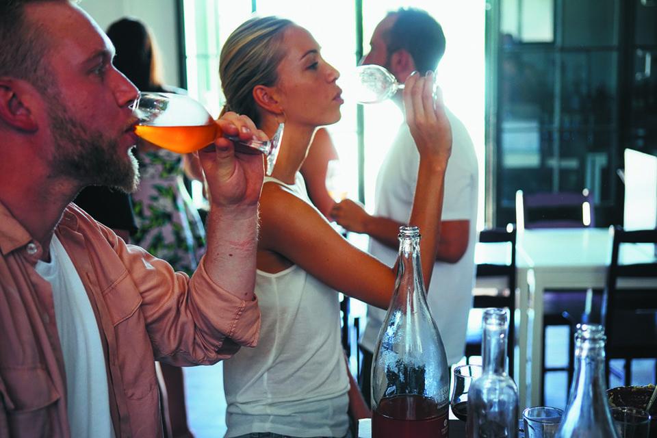 Дегустация на винодельне Партида Креус