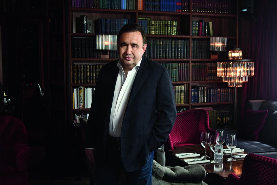 Александр Раппопорт, управляющий партнер адвокатской конторы «Раппопорт и партнеры», глава холдинга «Рестораны Раппопорта»