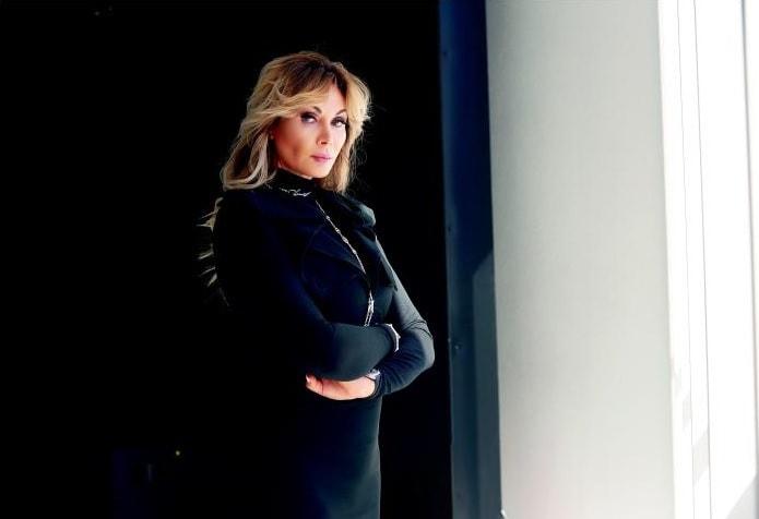 Стелла Кесаева, президент Stella Art Foundation