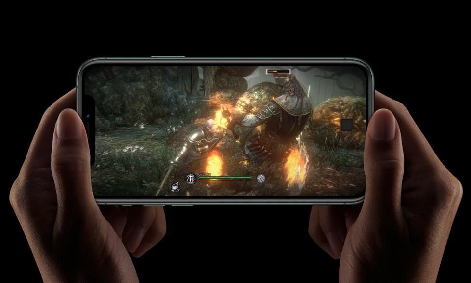 Сервис Apple Arcade «заточен» под геймеров