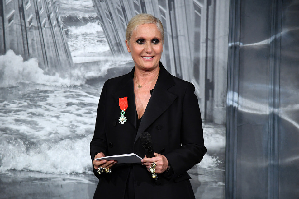 Мария Грация Кьюри, креативный директор Dior