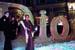 На открытии первого российского бутика Dior,  1998 год