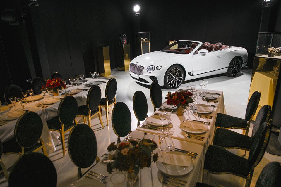 Cалон Bentley Continental GTC