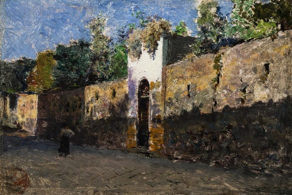 Экспозиция рубежа XIX-XX веков познакомит с творчеством 18 испанских художников