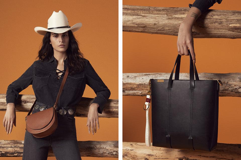 Линия L-Bag – это способ отдать дань уважения первой женской коллекции джинсов Levi's 1934 года