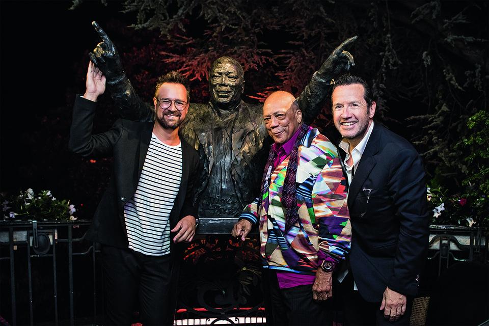 Audemars Piguet выступает партнером Montreux Jazz Festival