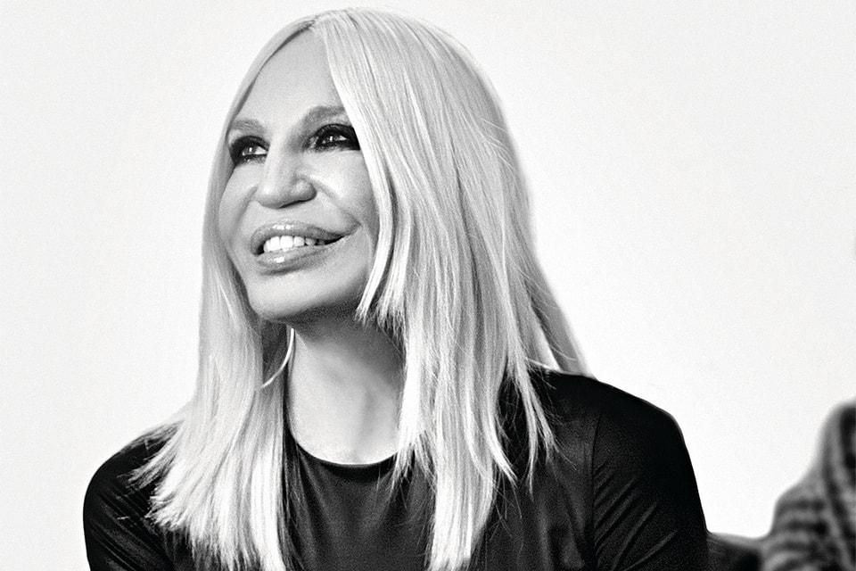 Донателла Версаче, креативный директор Versace