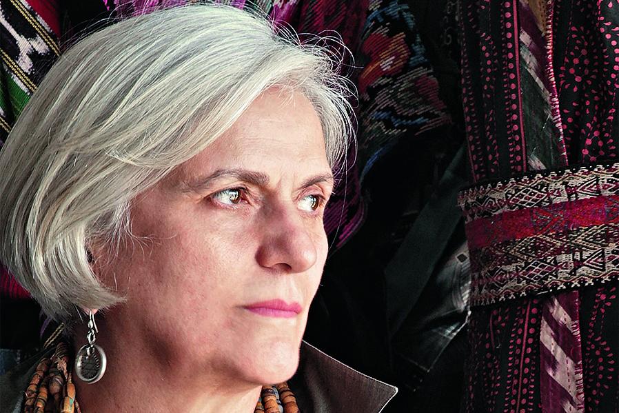 Лаура Лусуарди, креативный директор Max Mara