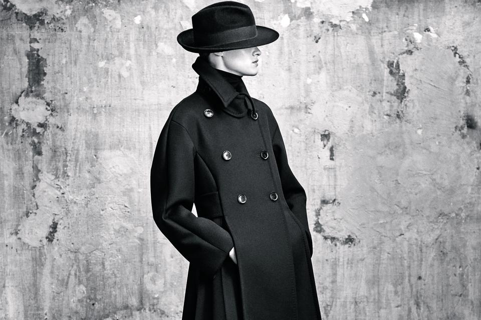 История итальянского бренда Max Mara началась с пальто