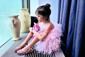 «Дабл-дрессинг» отвечает потребностям родителей, желающих иметь одинаковые с детьми модели одежды для особых случаев