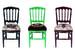На обивке стульев коллекции Gucci Decor вытканы животные из «бестиария» вселенной Gucci